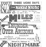 """Thunder Over Arizona""/""Nightmare"""