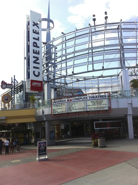 Amc Loews Universal Cineplex In Orlando Fl Cinema Treasures