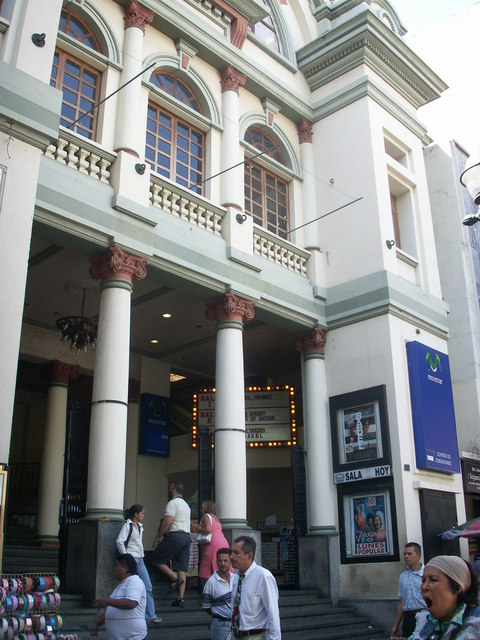 Teatro Ayacucho