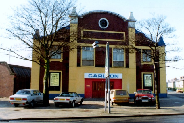 Carlton Cinema, Blackpool Road, Preston, UK