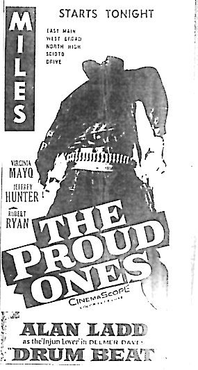 """The Proud Ones""/""Drum Beat"""