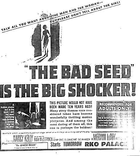 """The Bad Seed"""