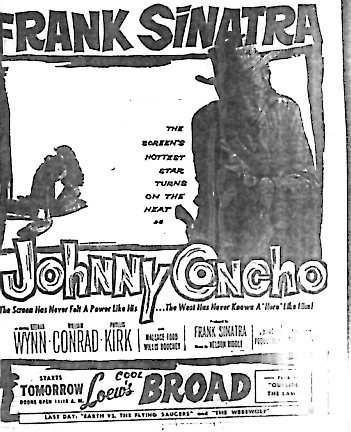 """Johnny Concho"""