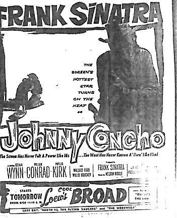 """Johnny Concho"""
