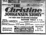 """The Christine Jorgensen Story"""