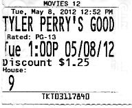 """Tyler Perry's Good Deeds"""