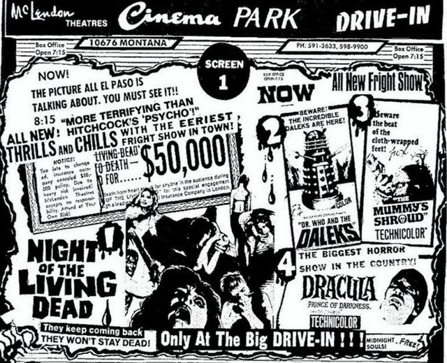 Cinema Park Drive-In