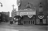 Carman Theatre - Philadelphia, PA - 1936