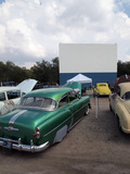 Greaserama Car Show at the Boulevard Drive-In