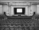 The Regent Auditorium – new decor, after the 1943 fire.