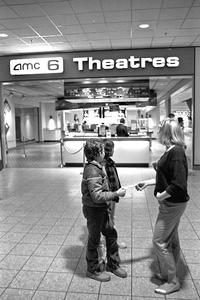 Metro North Mall 6 Theatre