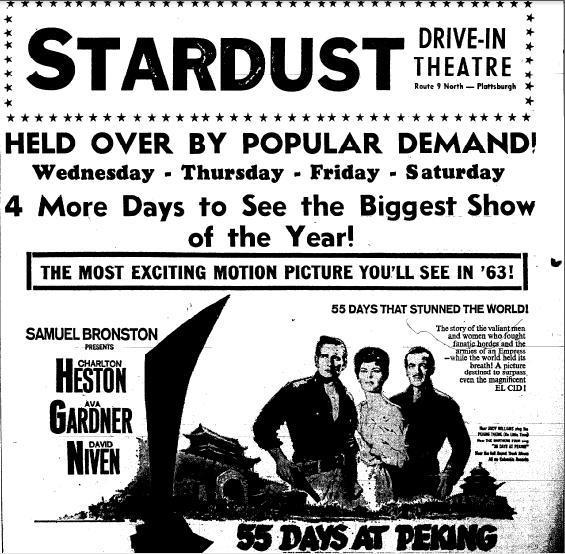 Stardust Drive-In