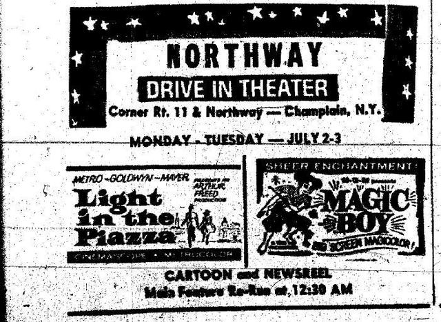 Northway Drive-In