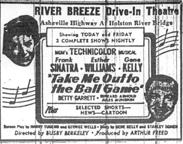 River Breeze Drive-In