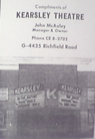 Kearsley Theatre
