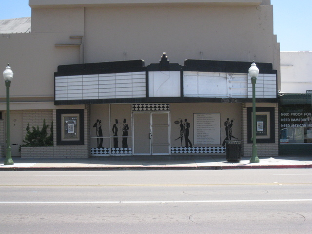 Ritz Theater 2012 - Close Front Shot