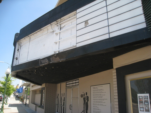 Ritz Theater 2012 - Marquee