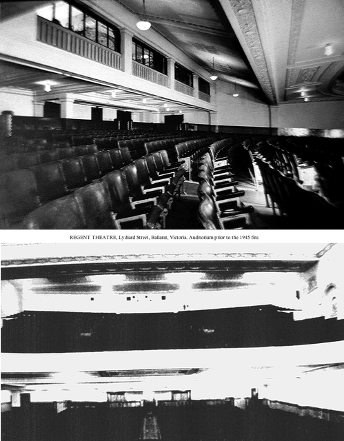The original Ballarat Regent auditorium.