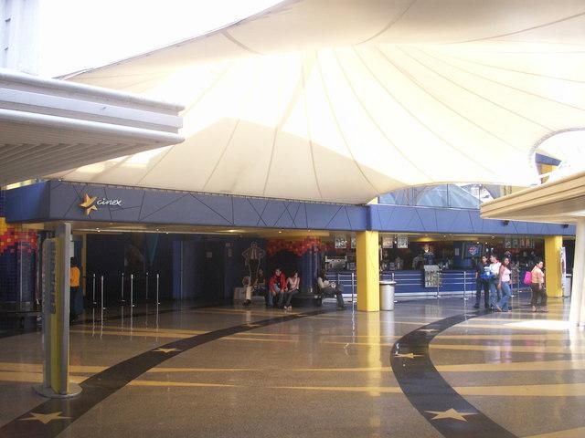 Cinex El Recreo