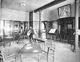 Public Reading Room of the 1887 Dayton YMCA