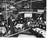 1890 Thankgiving in the Dayton YMCA Gym