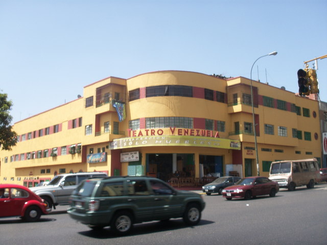 Teatro Venezuela