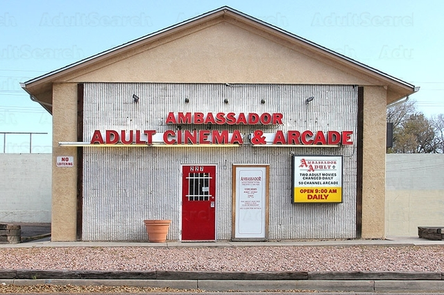 Ambassador Adult Theater