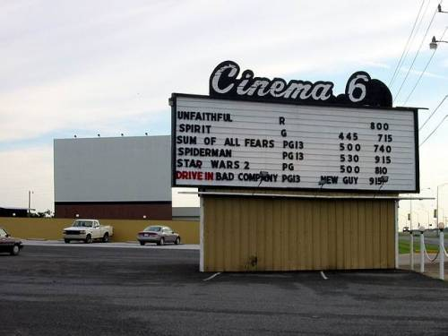 Cinema 69