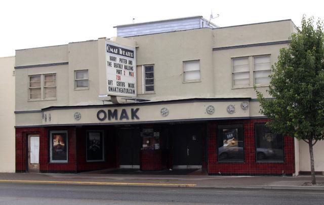 Omak Theatre, Omak, WA - 2011
