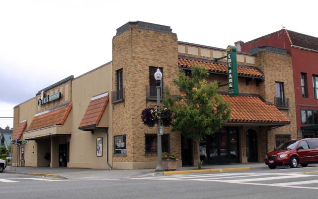 Island Theater building, Anacostes, WA - 2011