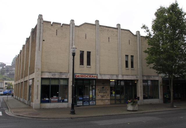 Lido Theater Theater building, Mount Vernon WA - 2011