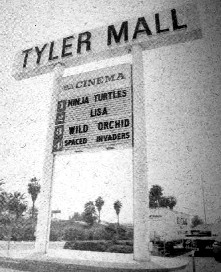 UA Cinema 4 Tyler Mall