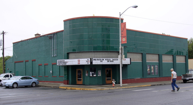 Mirage Theater, Omak, WA - 2011