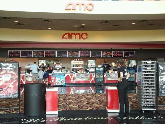 AMC Avenue Forsyth 12