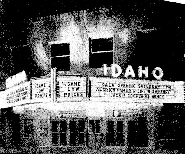 Idaho Theatre