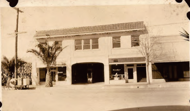 Hemet Theater - 1921