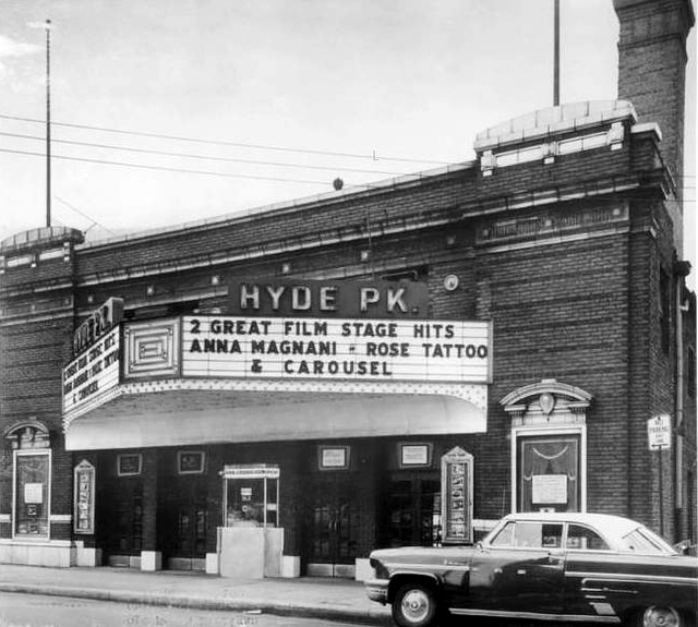 Hyde Park Theater