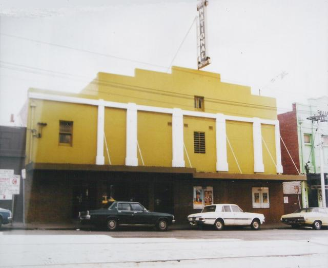 National Theatre Richmond ca mid 1970s