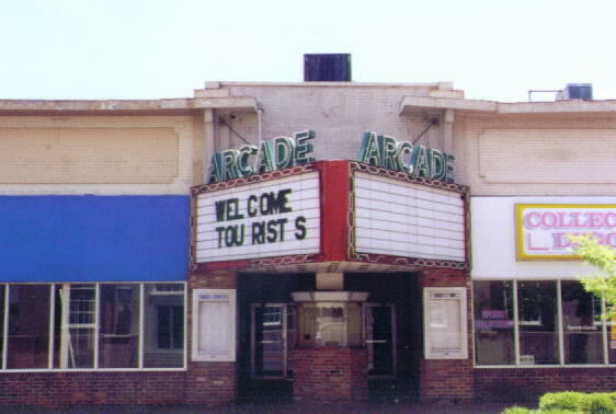 Arcade Theatre