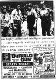 """Stump Run in Skunk Hollow""/""Buffalo Gun"""