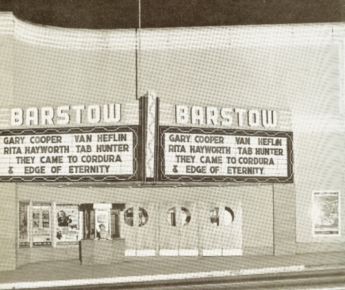 Barstow Cinema 1 & 2