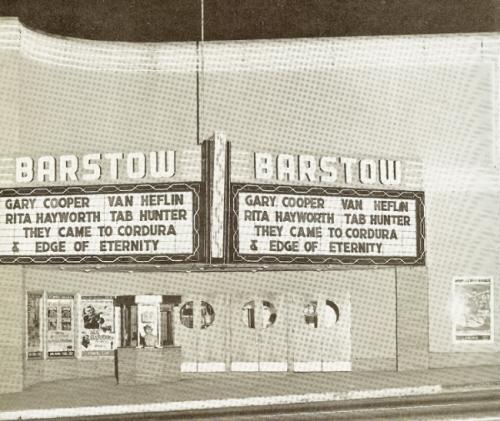 Barstow Cinema 1 & 2