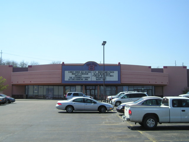 West Ridge 8 Theaters