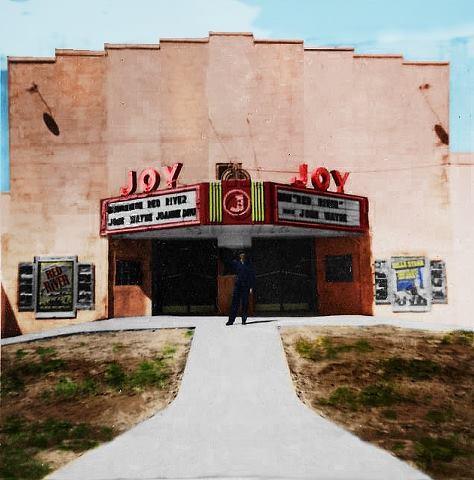 Joy Theatre 1948