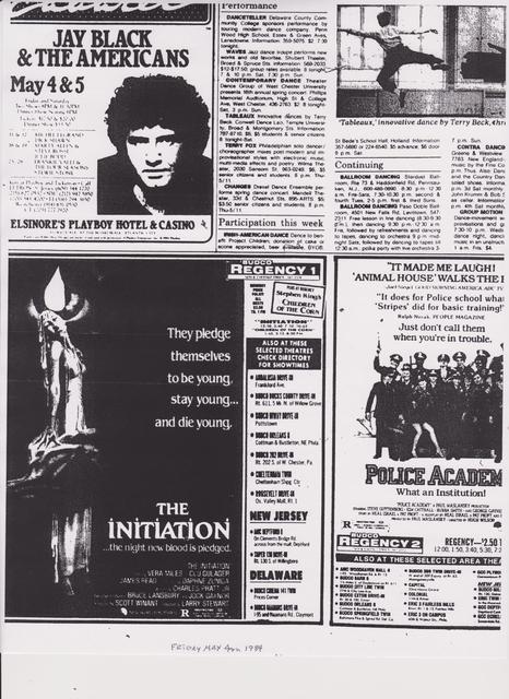 May 4th 1984....
