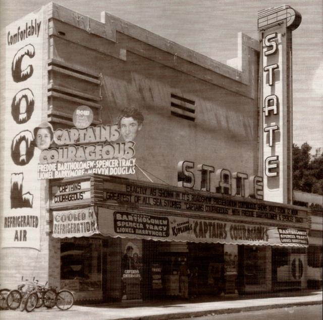 State Theatre 1937