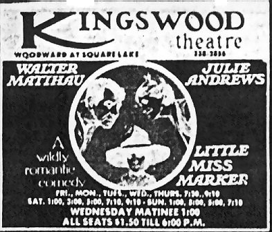 Kingswood Will-O-Way Theatre