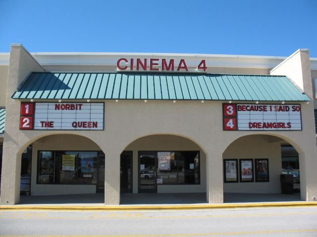 Atlantic Station Cinema 4