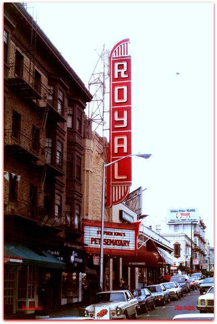 Royal...San Francisco