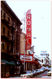 "<p><a href=""http://www.flickr.com/photos/lastpictureshow/296523891/"">Royal Theatre..San Francisco California..Don Lewis / Billy Smith Vanishing Movie Theaters</a></p>"